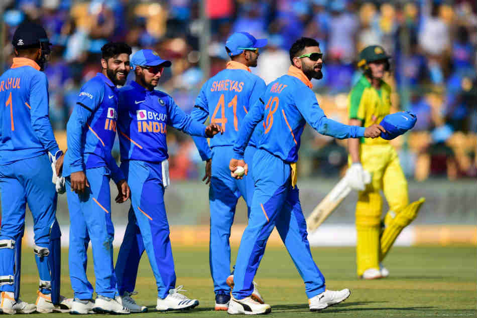 India are an exceptional side with Virat Kohli, Rohit in line-up: Finch
