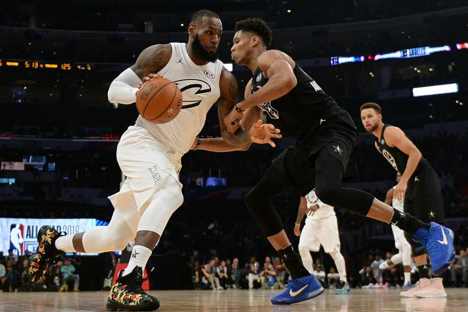 LeBron James and Giannis Antetokounmpo lead 2020 NBA All-Star selections
