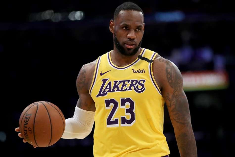 Nba Wrap Magic Lakers Streak Rockets