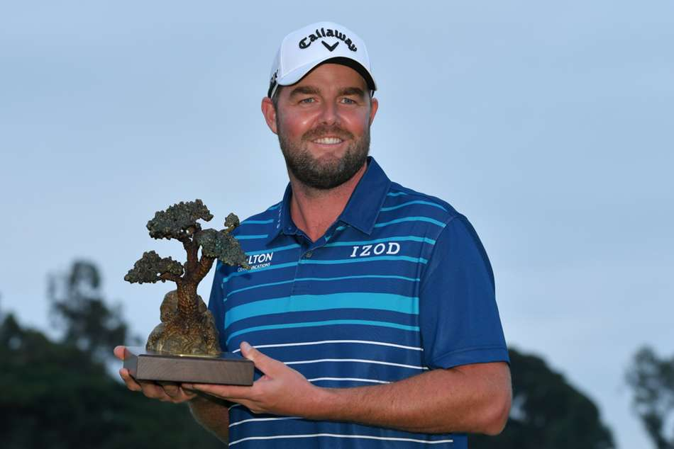 Marc Leishman claims his fifth PGA Tour victory