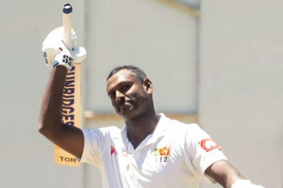 Zimbabwe Vs Sri Lanka: Maiden Mathews Test double-century puts Sri Lanka on top