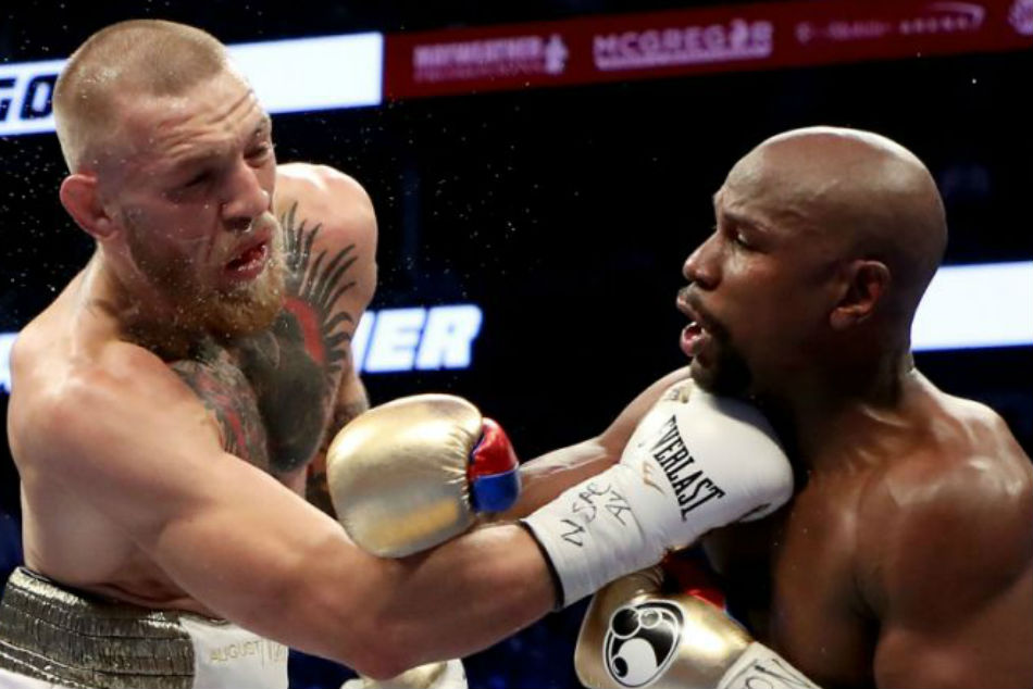 Mayweather v McGregor II – Floyd suggests 2020 rematch