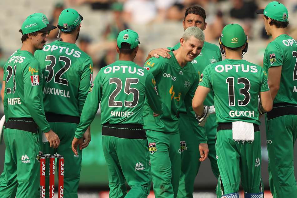 Stars overcome Scorchers for eighth straight win