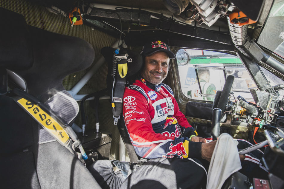 Dakar Rally 2020 Sainz Wins Stage 3 Al Attiyah Second