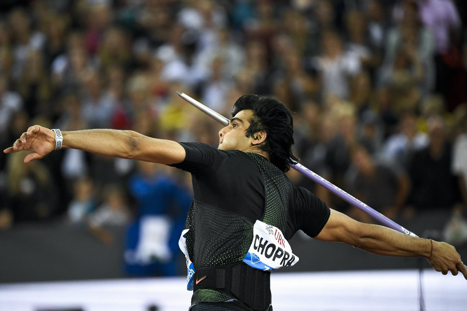 Neeraj Chopra qualifies for Olympics with throws of 87.86m on comeback