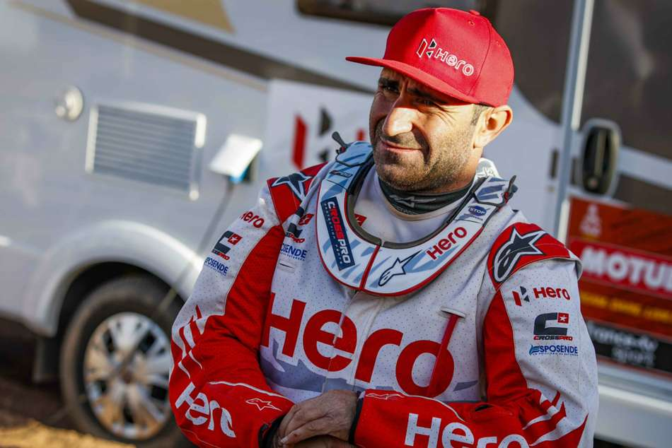 Dakar Rally Tragedy As Portuguese Star Paulo Goncalves Dies