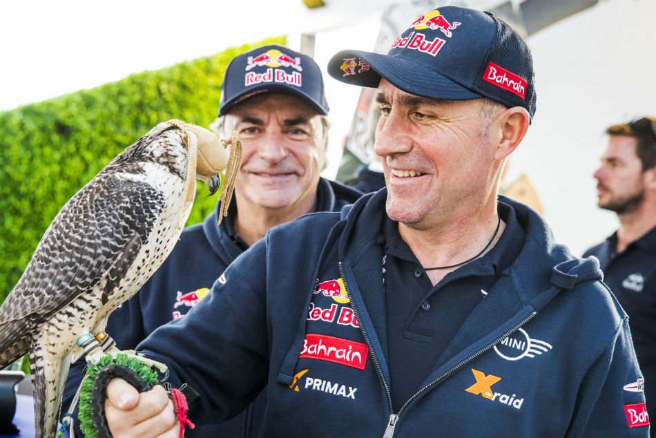 Dakar Peterhansel Wins Stage 6 Sainz Leads Al Attiyah 2nd