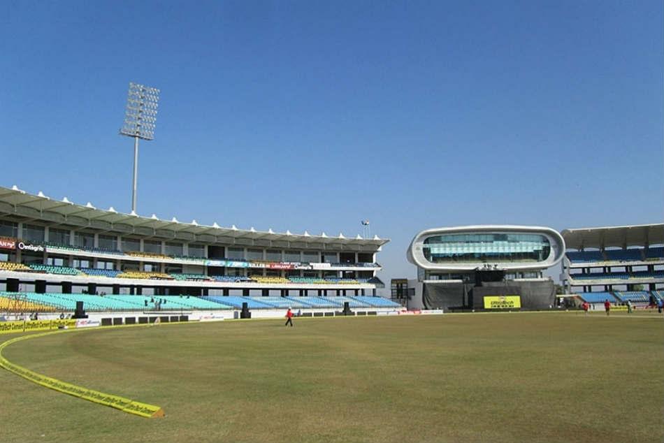 India Vs Australia Rajkot Stadium Roof Top Wimbledon