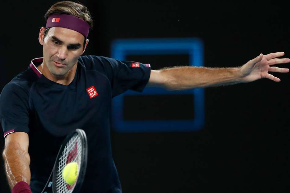 Australian Open 2020: Federer retains perfect record with Krajinovic thrashing