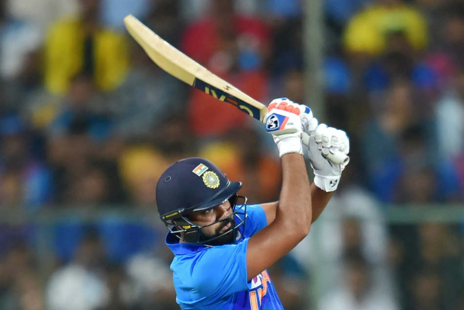Rohit Sharma: Batted in Super Over for first time