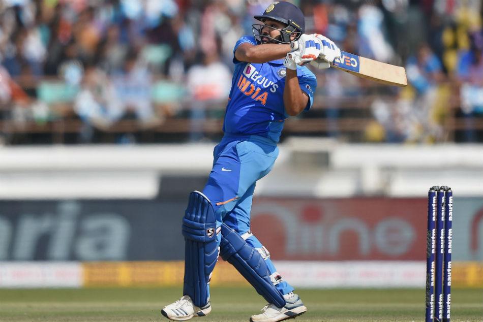 India Vs Australia Rohit Sharma Becomes Fastest Opener To 7000 Odi Runs