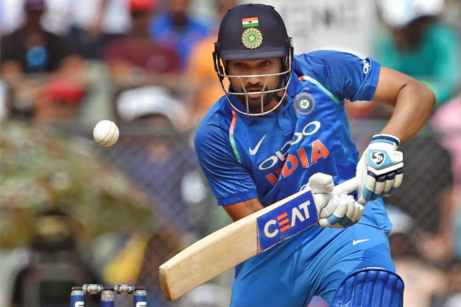 Rohit Sharma becomes second-fastest Indian to 9000 ODI runs; leapfrogs Sourav Ganguly, Sachin Tendulkar