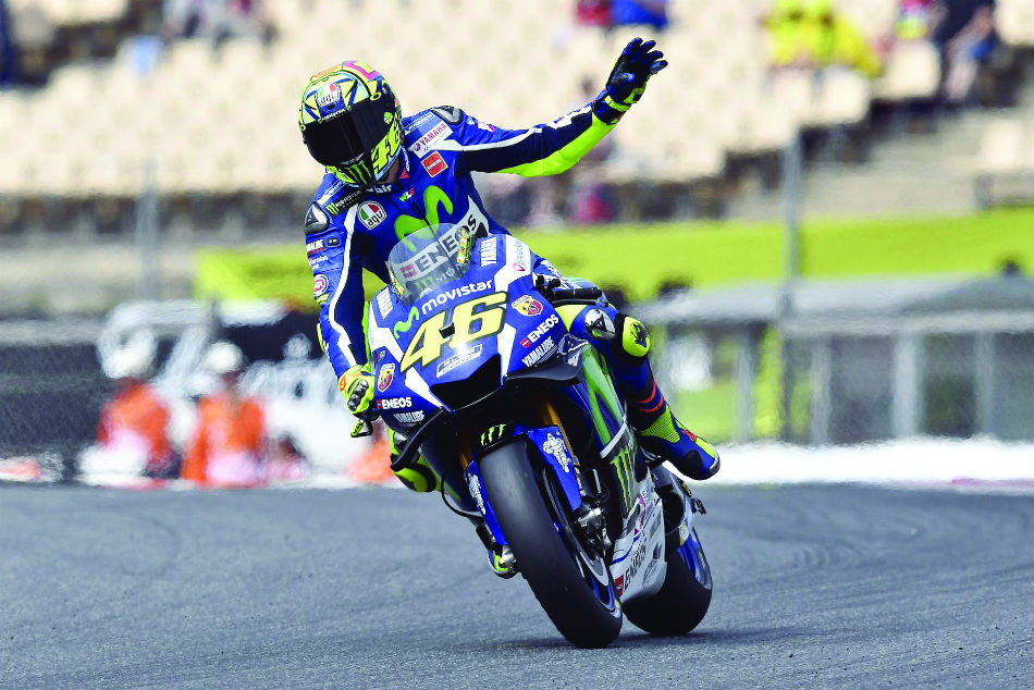 Valentino Rossi keen to continue in MotoGP despite Quartararo taking his seat in Yamaha from 2021