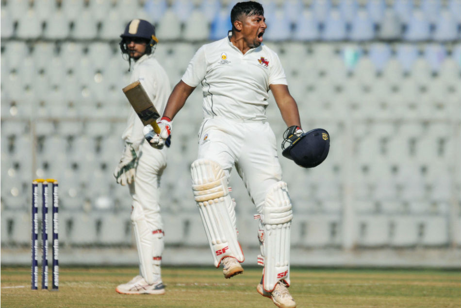 Ranji Trophy: Sarfaraz Khan's 300 helps Mumbai take first-innings lead against UP, bag three points