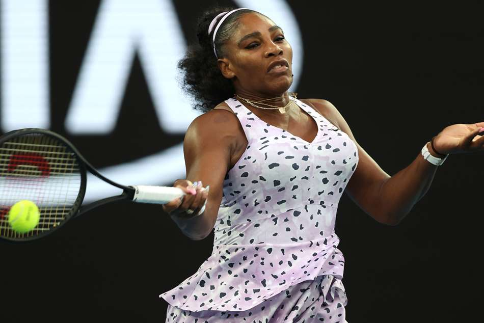 Australian Open 2020: Serena overcomes Zidansek in 400th Grand Slam singles match