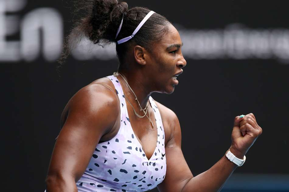 Australian Open 2020: Serena powers through in Melbourne