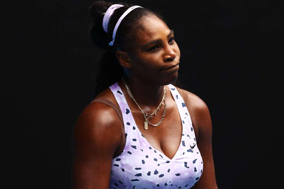 Serena Williams crashes out of Australian Open