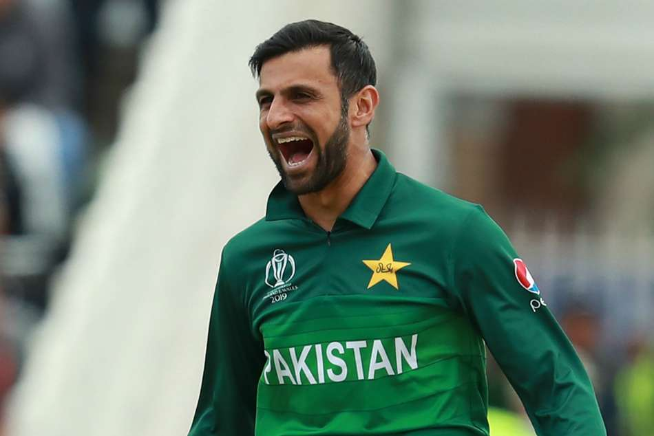 Shoaib Malik made 58 not out