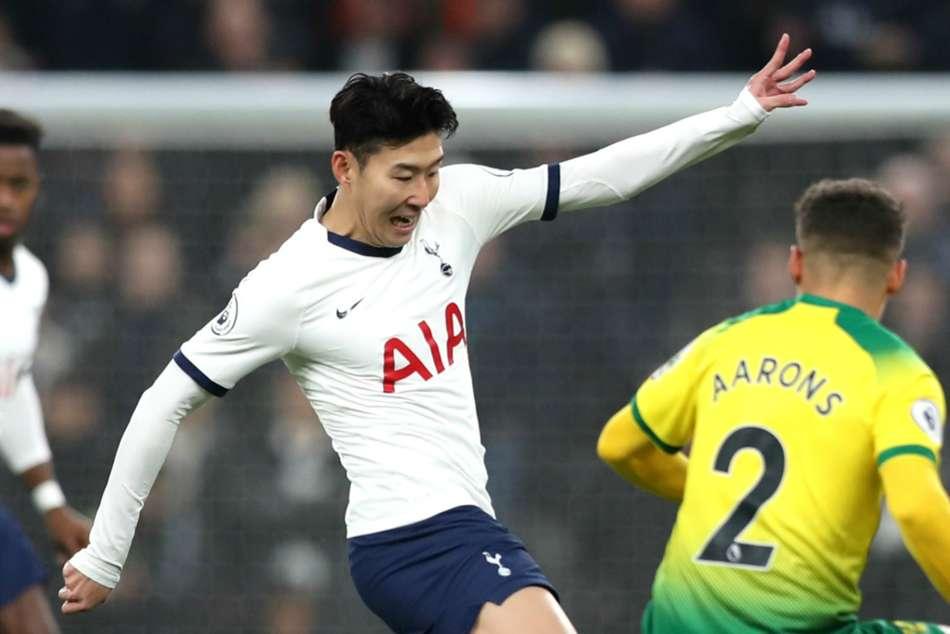 Tottenham 2-1 Norwich City: Son to the rescue as Mourinho's men fail to impress