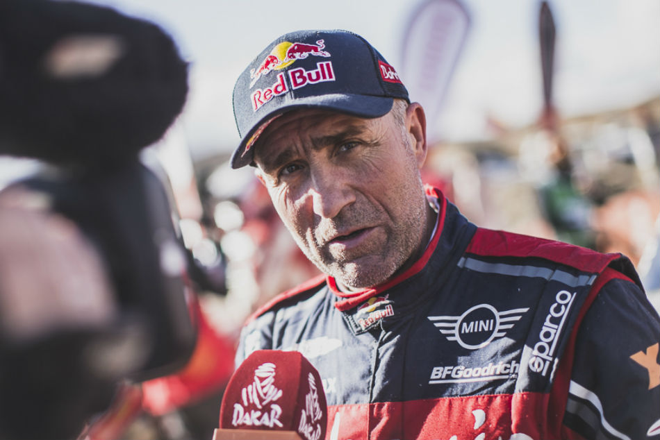 Dakar Rally 2020 Peterhansel Wins Stage 4 Al Attiyah 2nd