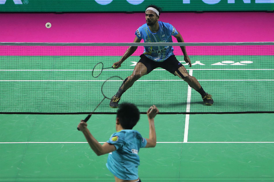 Premier Badminton League 2020: Subhankar Dey hands Awadhe Warriors their first win