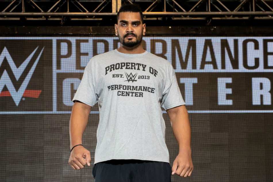 First recruits from India Tryouts make their way to WWE Performance Center