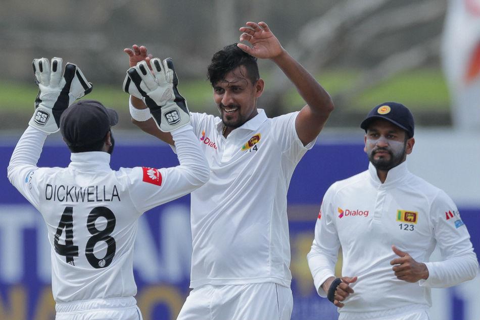 Zimbabawe vs Sri Lanka, 1st Test: Suranga Lakmal sets up Lanka win