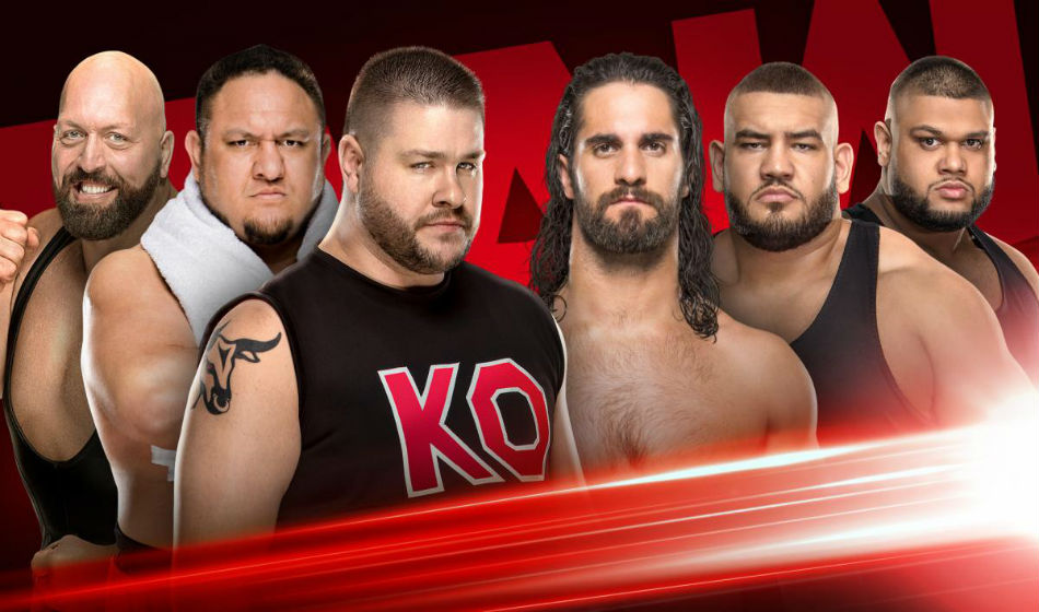 Historic first-ever Fist Fight to take place on Raw (image courtesy WWE.com)
