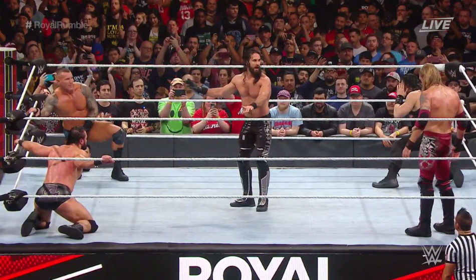 WWE Royal Rumble results and highlights: January 26, 2020