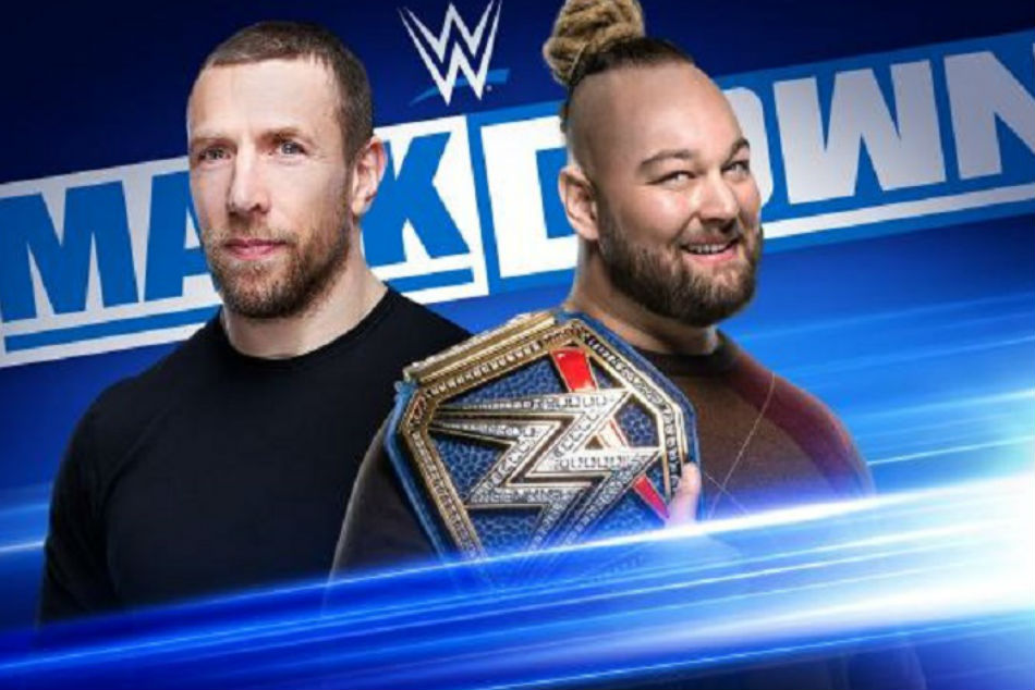 WWE Friday Night SmackDown preview and schedule: January 24, 2020