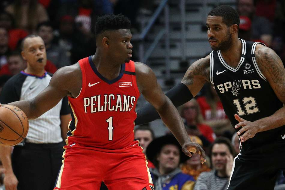 NBA wrap: Zion Williamson wows on debut, Rockets beat Nuggets