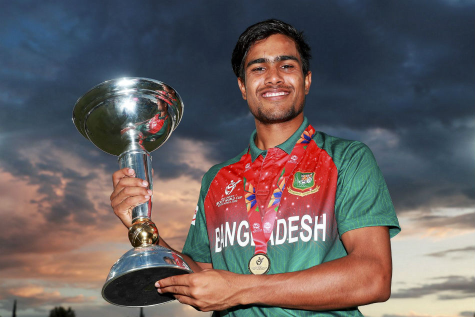 ICC U-19 World Cup: Bangladesh skipper Akbar Ali battled pain of sisters death on way to WC triumph