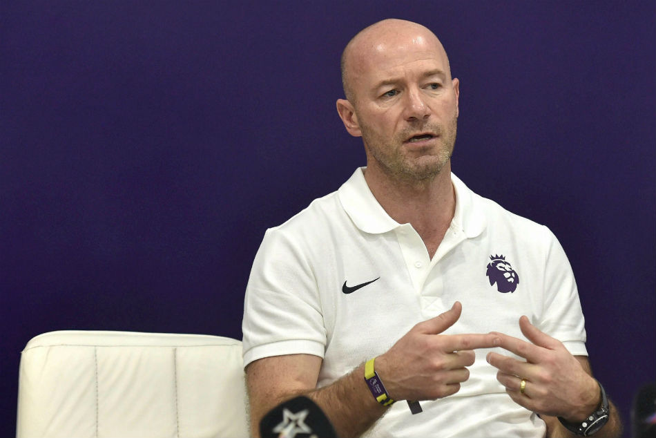 Standard of Indian football is getting better and better: Premier League legend Alan Shearer