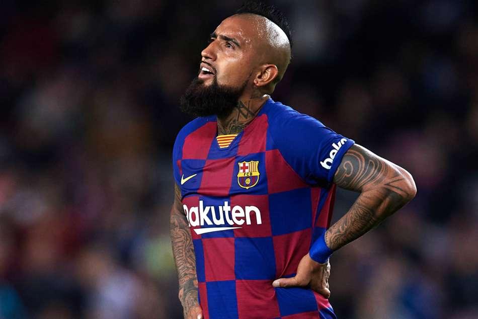 Barcelona Arturo Vidal Alexis Sanchez Inter Zamorano Transfer News