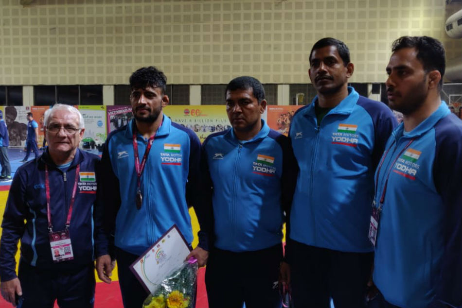 Asian Championships: Indian wrestlers bag three bronze on day two to produce best-ever medal haul in Greco-Roman