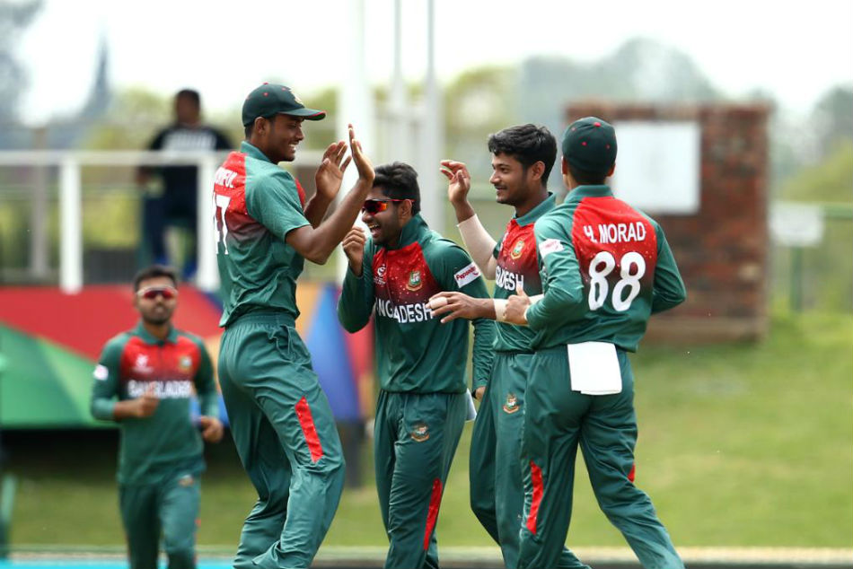 Top performers for Bangladesh