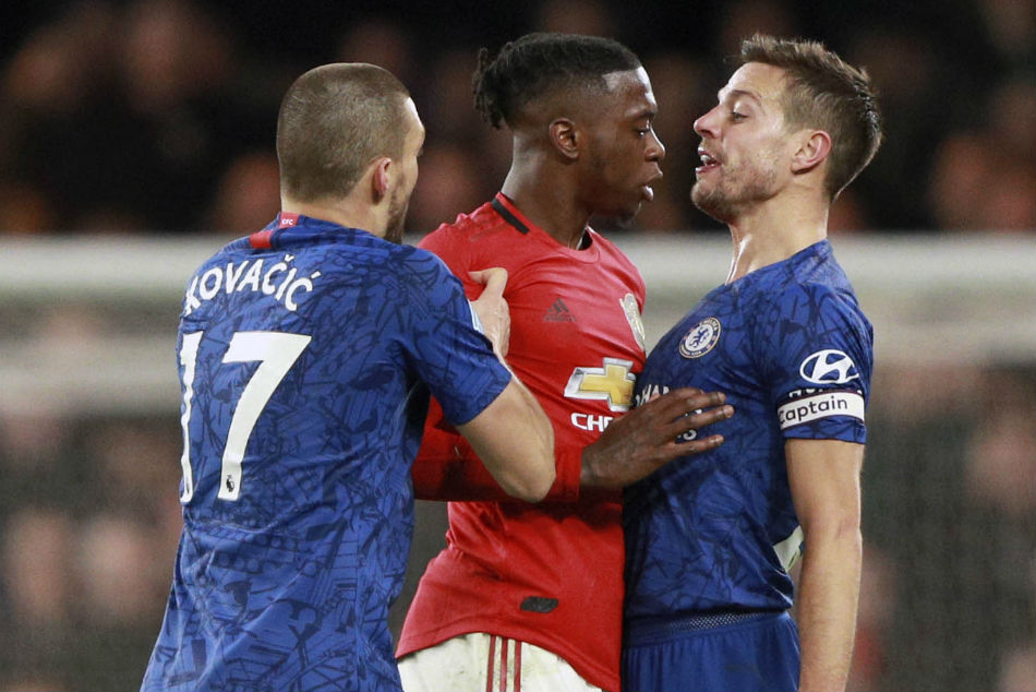 Chelsea and Manchester United will be fighting for the fourth spot in the Premier League