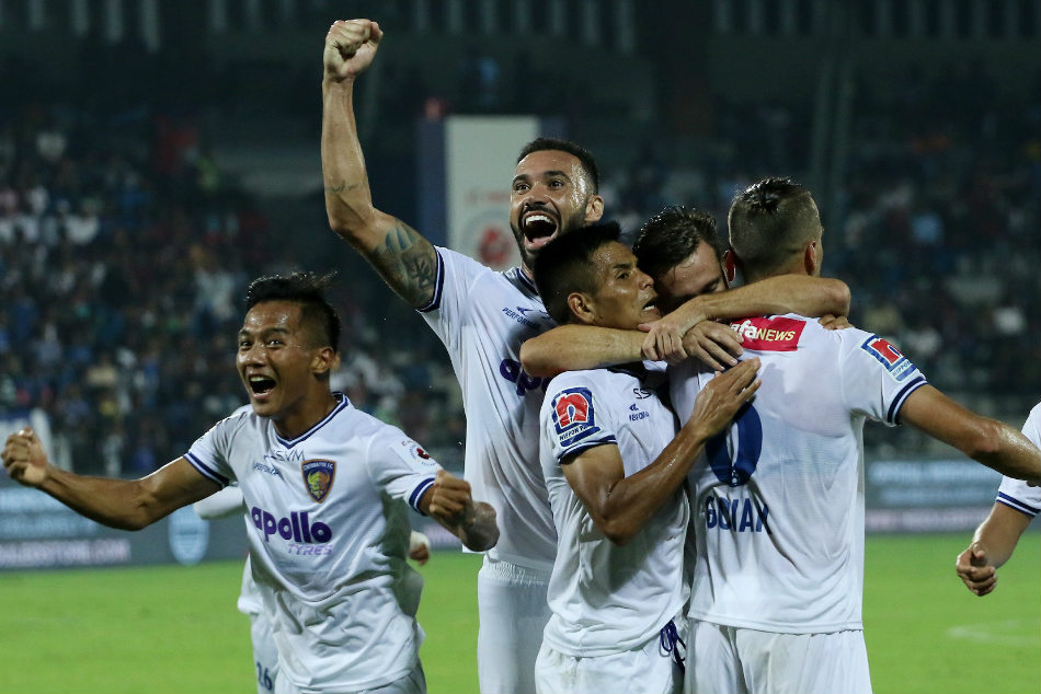 ISL 2019-20: Mumbai City FC vs Chennaiyin FC: Old boy Lucian Goian returns to end Mumbai dreams
