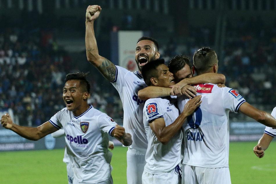 ISL 2019-20: Mumbai City FC vs Chennaiyin FC: Old boy Lucian Goian returns to end Mumbai dreams