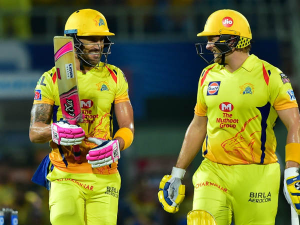 4. Chennai Super Kings - past IPL record