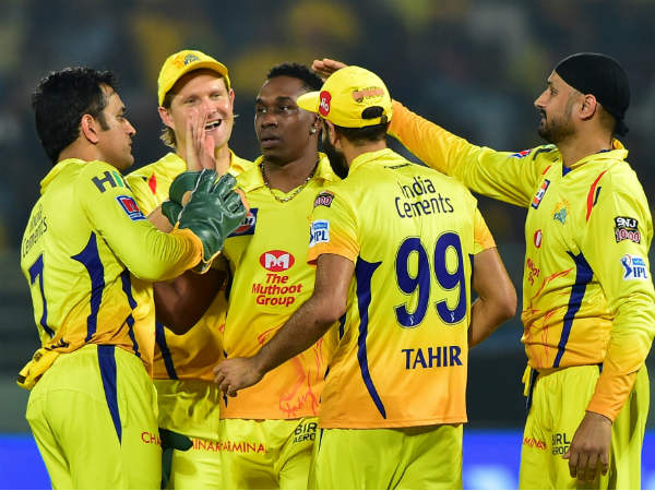 3. Team News - Chennai Super Kings
