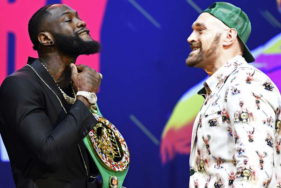 Fury, we know your secrets! - Wilder will target eye in rematch