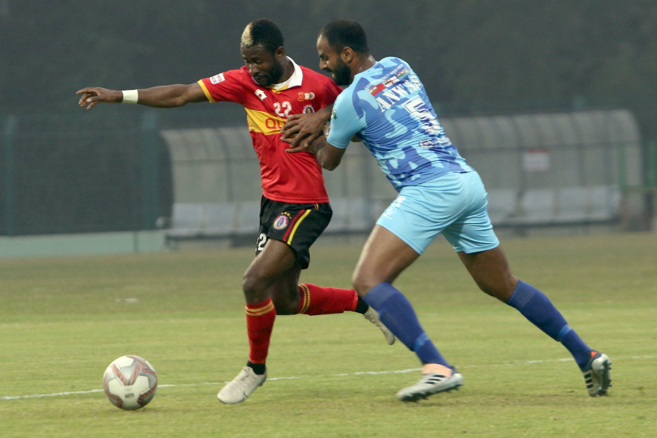 Hero I-League 2019-20: Quess East Bengal hold Punjab FC to 1-1 draw