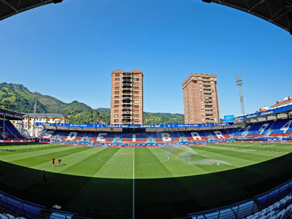 Eibar vs Sociedad rescheduled