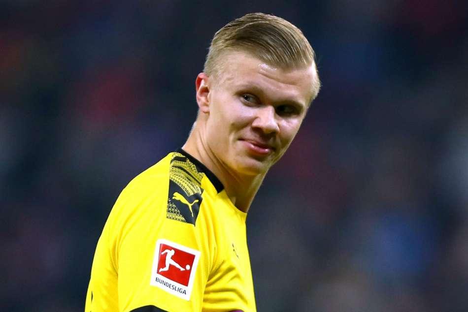 Erling Haaland Dortmund Ole Gunnar Solskjaer Manchester United