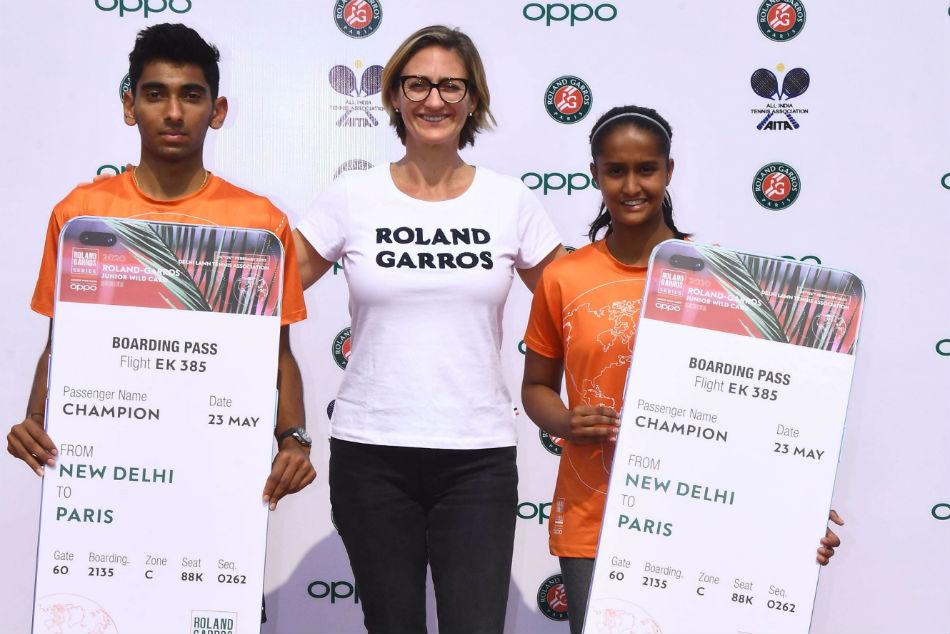 Roland-Garros Junior Tournament: Dev V Javia and Vaishnavi Adkar reign supreme, book their tickets to Paris