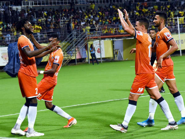 1. FC GOA (36 Points)