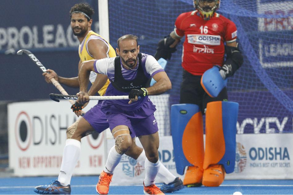 Fih Hockey Pro League 2020 World No 4 India Face Australian Test