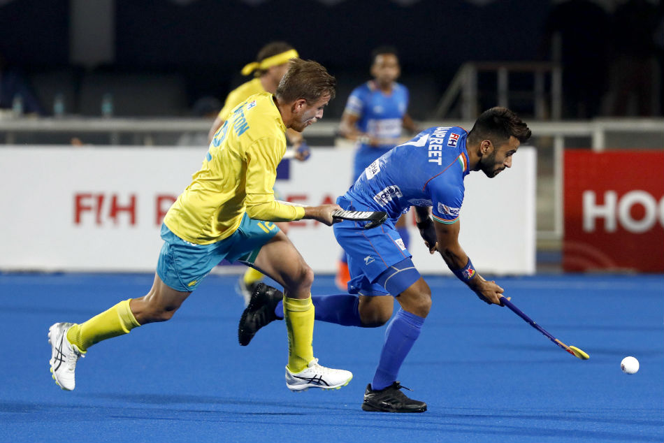 FIH Hockey Pro League: Fighting India go down to Australia