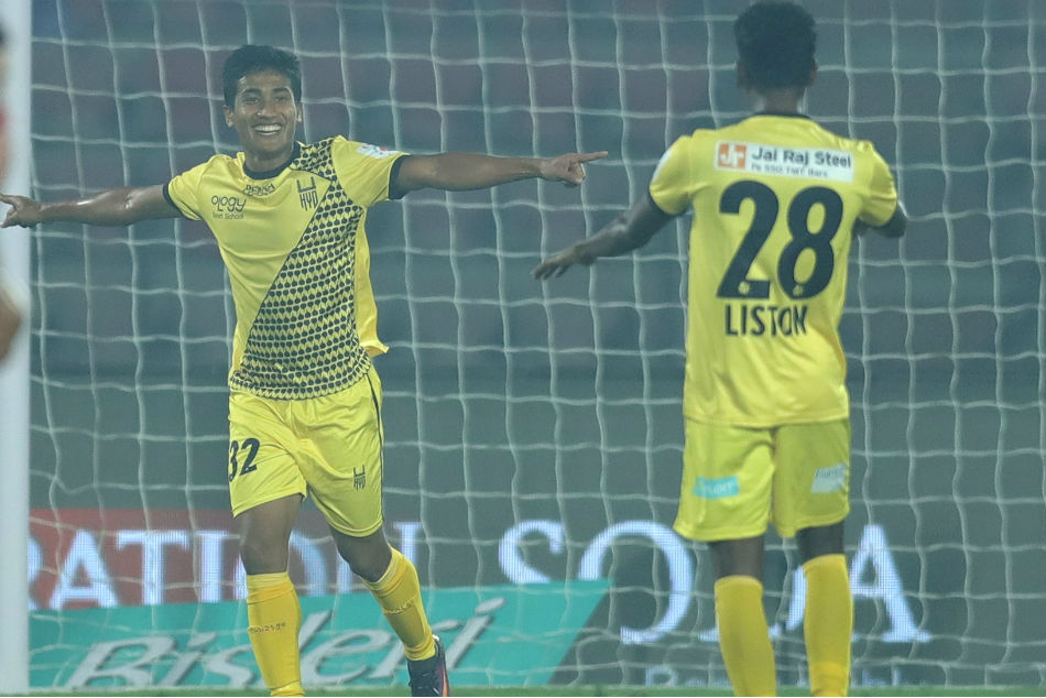 ISL 2019-20: Hyderabad run riot in Guwahati, end season in style